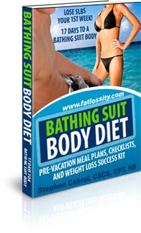 Bathing Suit Body Diet