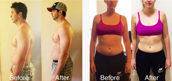 Weight Loss Plan Success Stories