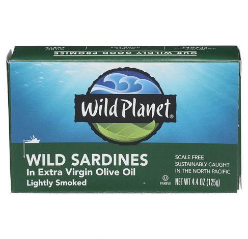 Wild Planet Sardines