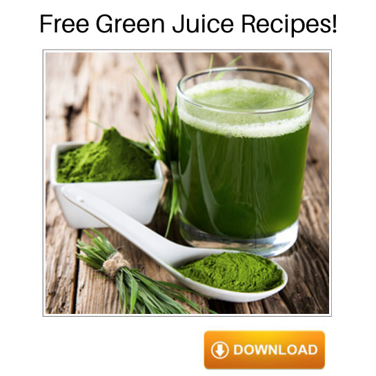 Free Green Juice Recipes