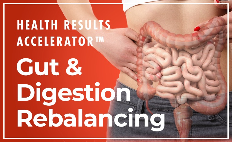 Gut & Digestion Rebalancing